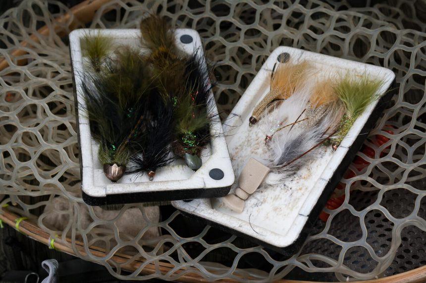 troutbitten streamers
