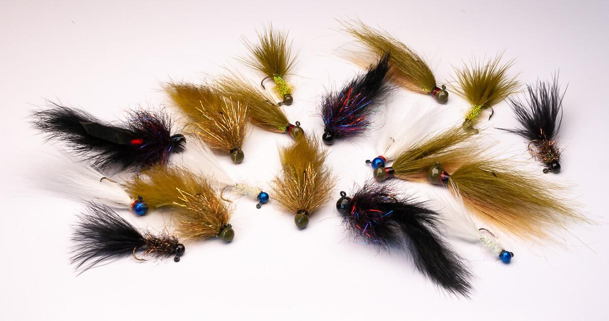 Troutbitten Fly Box -- The Jiggy Streamers | Troutbitten